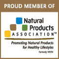 Proud Member of Natural Products Association